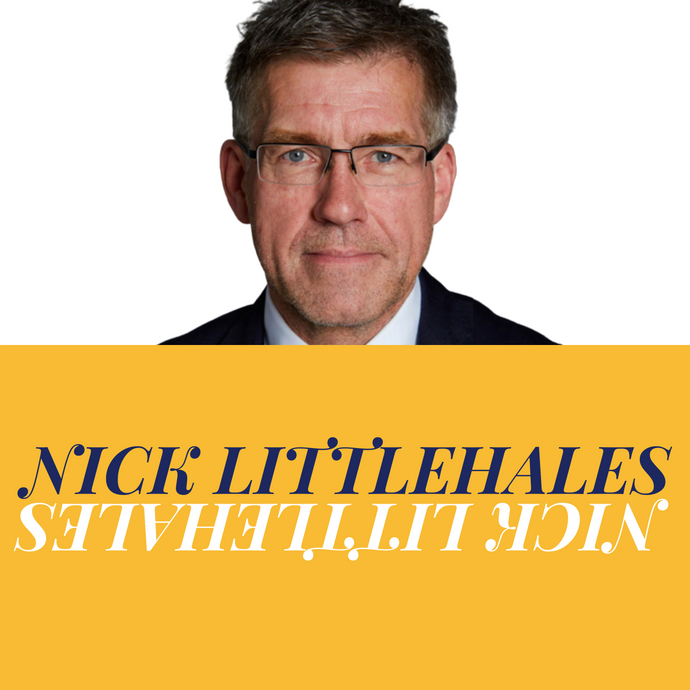 Sliding Doors Podcast with Nick Littlehales