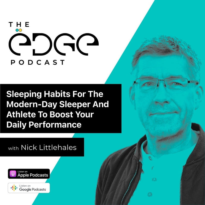 The Edge Podcast with Nick Littlehales