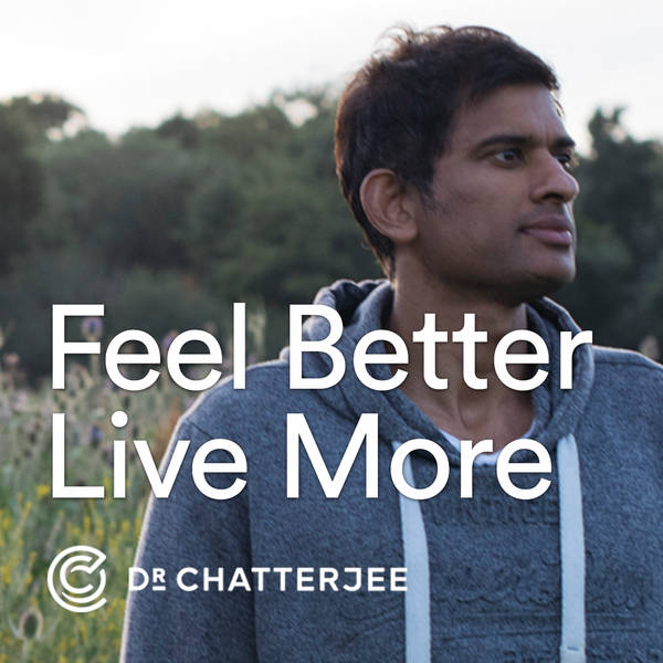 Dr Rangan Chatterjee: The Sleep Hacking Secrets of the World's Top Athletes with Nick Littlehales