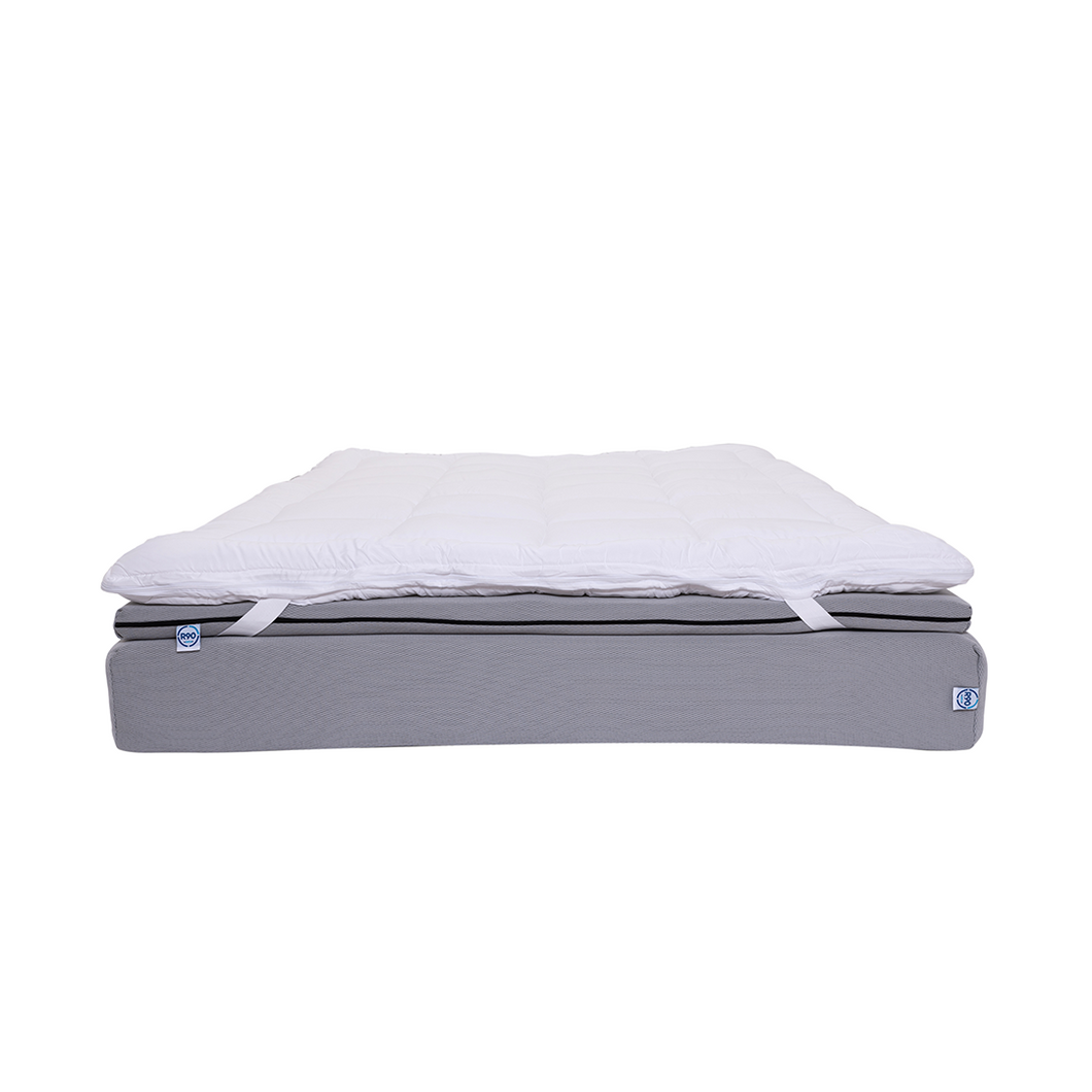 Dual Layer Mattress Topper - Fine Bedding Company