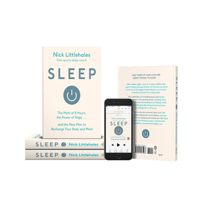 Sleep by Nick Littlehales Audio Book