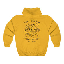 Load image into Gallery viewer, WHALE - Unisex Heavy Blend™ Hooded Sweatshirt - SITKA