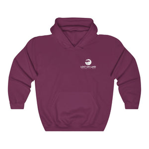 WHALE - Unisex Heavy Blend™ Hooded Sweatshirt - SITKA
