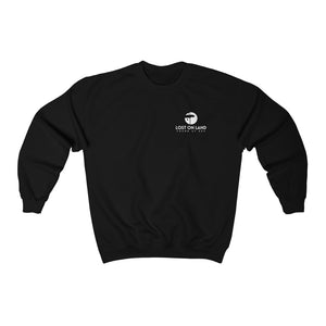 SKELETON - Unisex Heavy Blend™ Crewneck Sweatshirt - BERING SEA