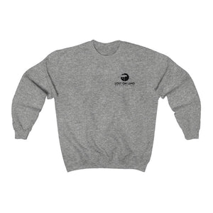 LETTER ART - Unisex Heavy Blend™ Crewneck Sweatshirt
