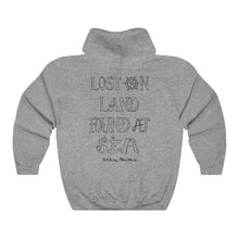 Load image into Gallery viewer, LETTER ART - Unisex Heavy Blend™ Hooded Sweatshirt - SITKA