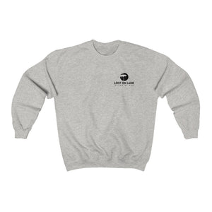 MERMAID - Unisex Heavy Blend™ Crewneck Sweatshirt - BERING SEA