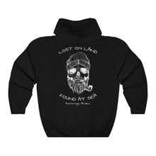 Load image into Gallery viewer, SKULL - Unisex Heavy Blend™ Hooded Sweatshirt - ANCHORAGE