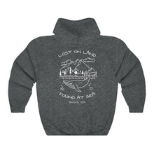 Load image into Gallery viewer, WHALE - Unisex Heavy Blend™ Hooded Sweatshirt - BERING SEA
