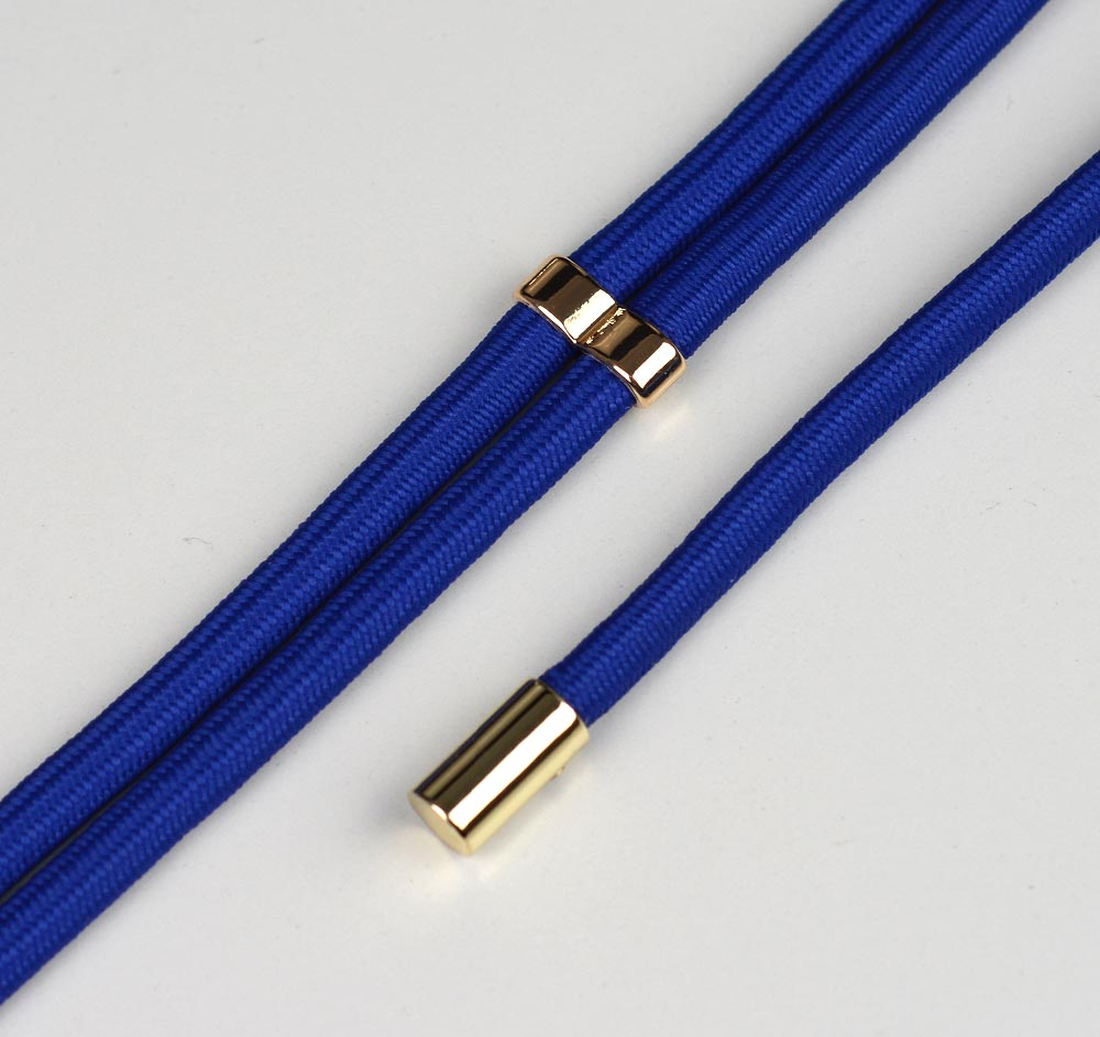 <b>NEW</b> Cord Royal Blue – Gold Fittings