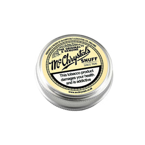 McChrystal's Original and Genuine - MrSnuff