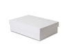Small White Shallow Shirt Box