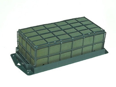 Single Foam Caged Tray