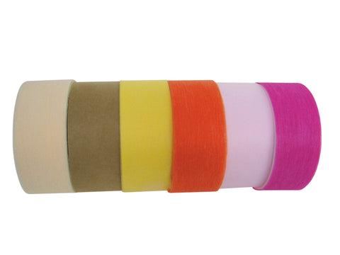 Non Woven Ribbon 40mm - Colour Range #1