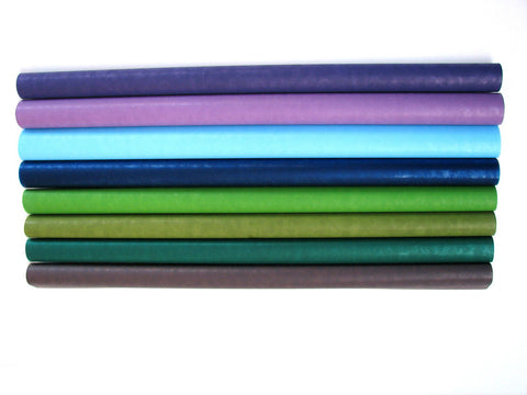 Coloured Cello Sheets  Colour Range #2