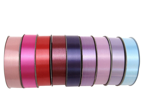 Florist Tear Ribbons 30mm - Colour Range #2
