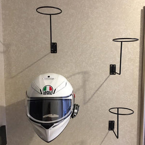 HELMET WALL MOUNT🏍50% OFF