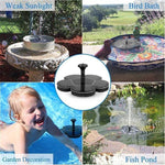 Load image into Gallery viewer, (LAST DAY OFF) Solar Garden Fountain Pump