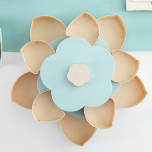 Double-layer Petal Candy Box