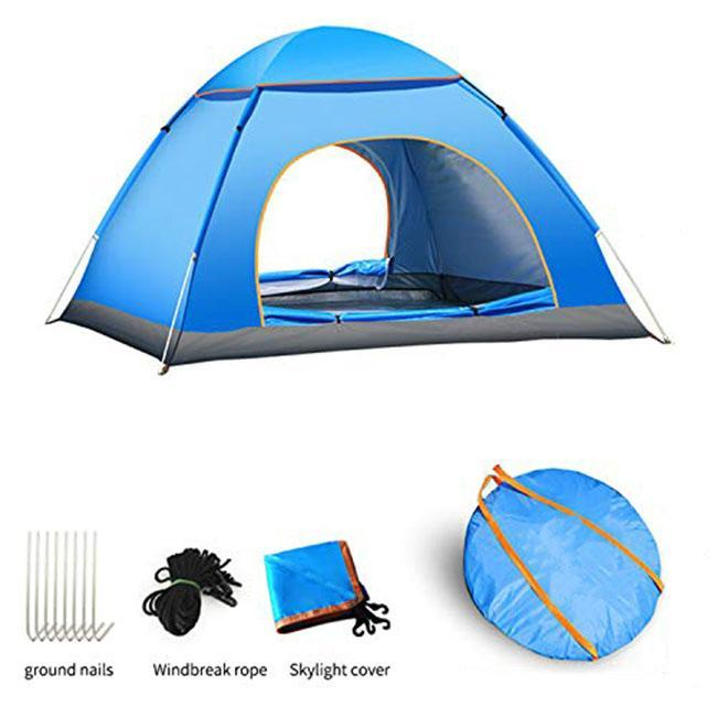【Free Worldwide Shipping】Fast Pop Up, Easy Fold Back, Automatic Tent