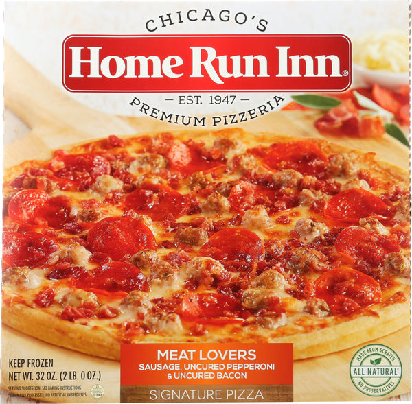 HOME RUN INN: Meat Lovers Signature Pizza, 32 oz