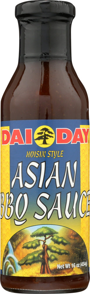 DAI DAY: Asian BBQ Sauce, 16 oz