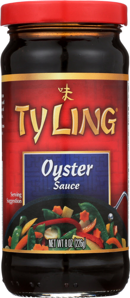 TY LING: Oyster Sauce, 8 oz