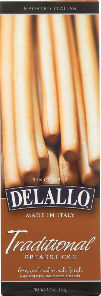 DELALLO: Breadstick Traditional, 4.4 oz