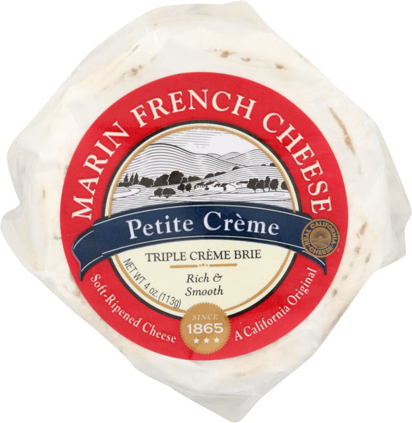 MARIN FRENCH: Cheese Petite Creme, 4 oz