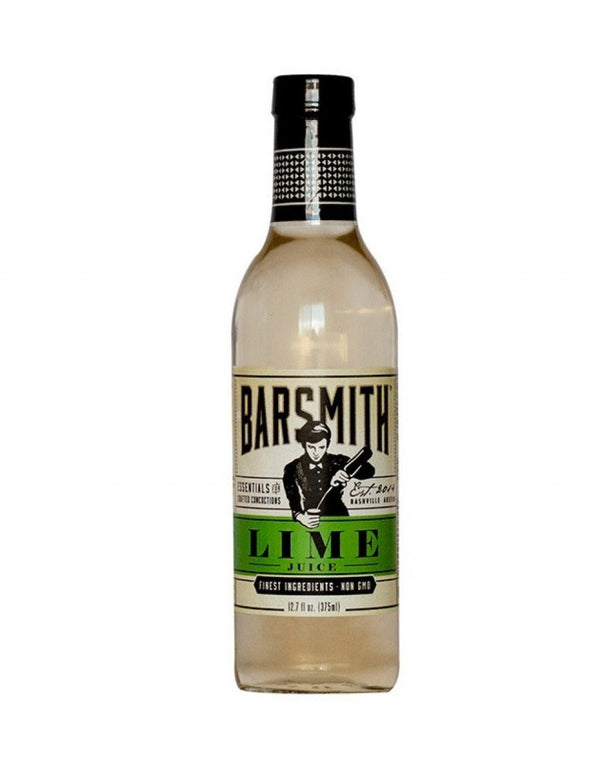 BARSMITH: Lime Juice Sweetened, 12.7 oz