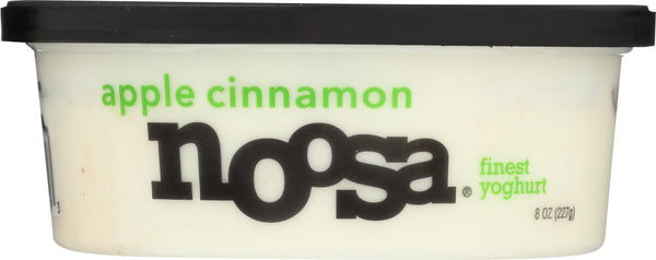 NOOSA YOGHURT: Apple Yoghurt, 8 oz