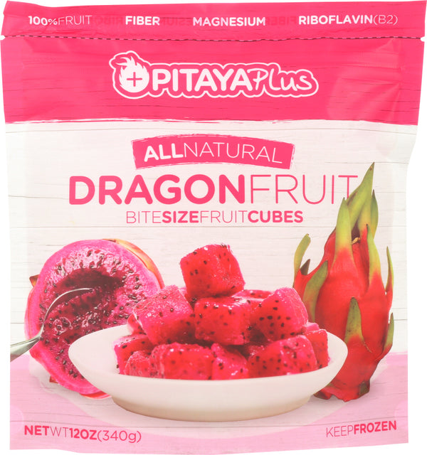 PITAYA PLUS: Cube Superfruit Freeze, 12 oz