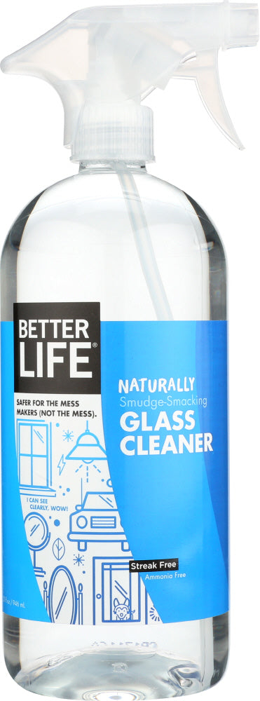 BETTER LIFE: Cleaner Glass See Clearly Now, 32 oz