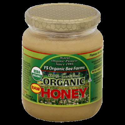 Y.S. ORGANIC: Organic Honey, 16 oz