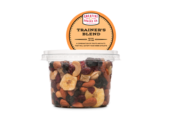 CREATIVE SNACK: Trainers Blend Cup, 8.5 oz