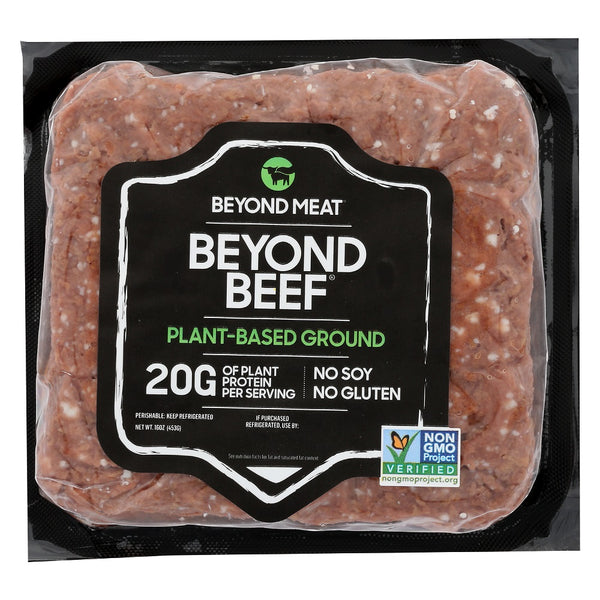 BEYOND MEAT: Beyond Beef Plant-Based Ground, 16 oz