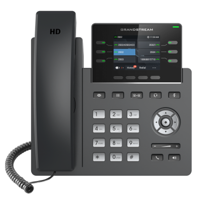 Grandstream GRP2613 IP Phone