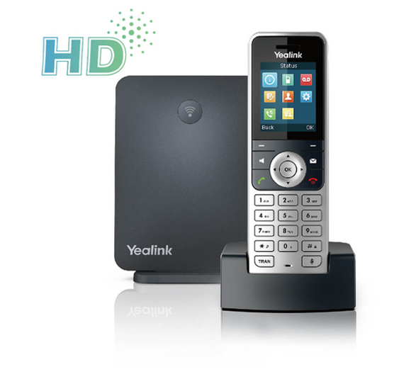 Yealink W53P Wireless handset and base