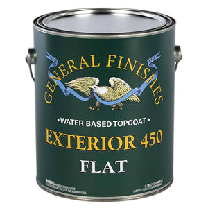 Exterior 450 Satin Gallon