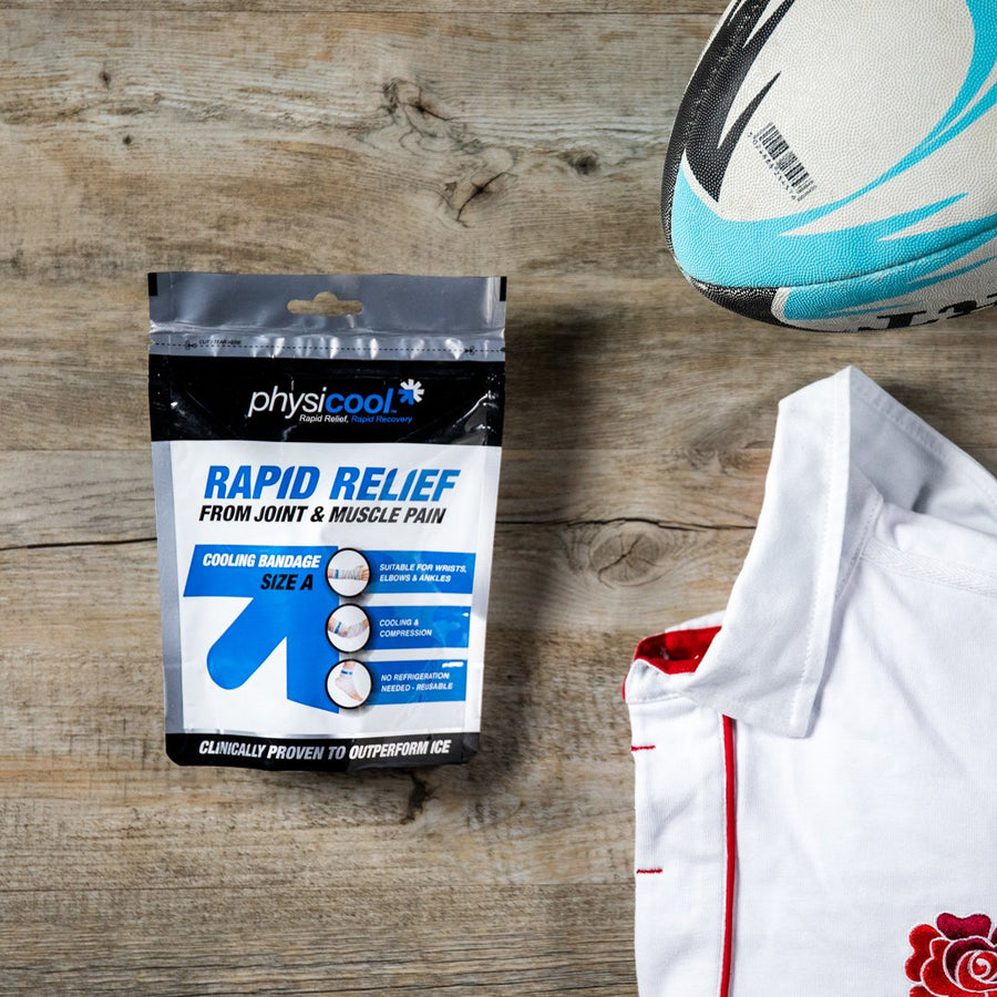 Rugby MCL Knee Injury Recovery Bundle
