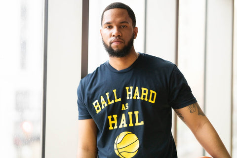 """Ball Hard As Hail"" T-Shirt"