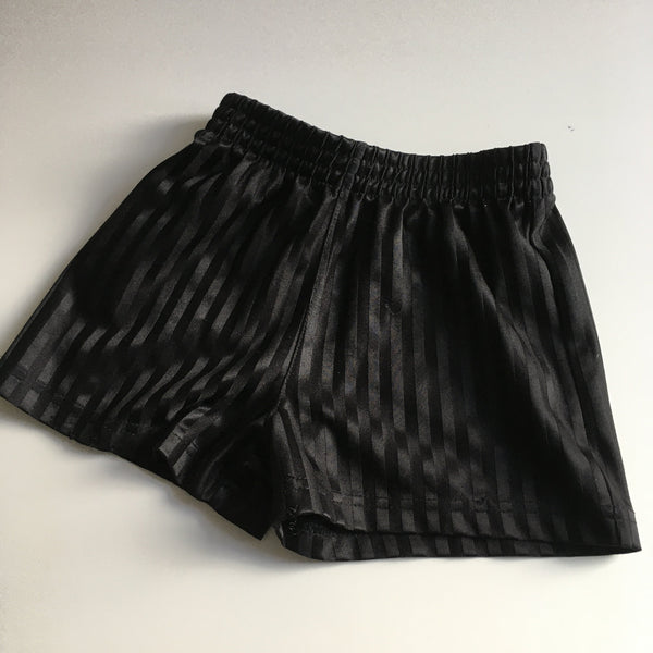 George Black Football PE Shorts - Unisex 3-4yrs