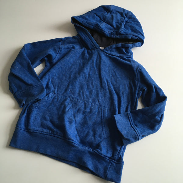 Urban Rascals Plain Blue Tracksuit Hooded Jumper ideal for School PE - Unisex 4yrs