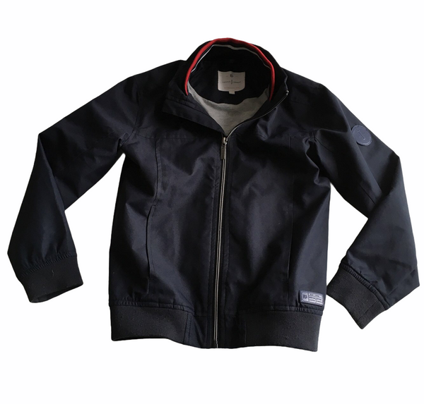 Jasper Conran Boys Navy Blue Heritage Edition Lightweight Bomber Style Jacket - Boys 9yrs