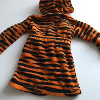 Disney Baby Tigger Orange/Black Dressing Gown Robe - Unisex 6-12m