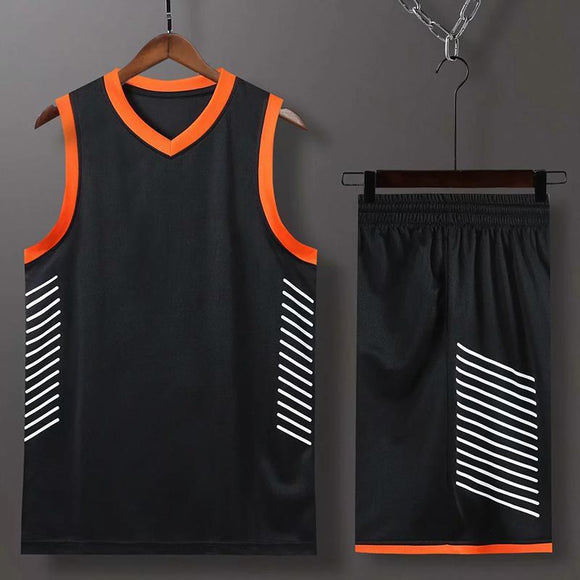 Customized Basketball Jersey Set Women, Men Basketball uniform  breathable Sports suit ,youth