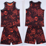 Men/Women Basketball Jersey Sets , Youth Basketball Uniform, Adult Sports Shirts Clothing Training