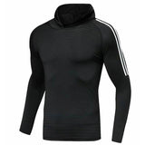 High quality Men Women Running T Shirt Quick Dry Pullover Sweatshirt Fitness Shirt Training exercise