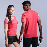 New Badminton Shirt Women, Men golf table tennis shirts gym sport clothing,Men Table Tennis