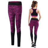 Fitness Gym Leggings Women Seamless Running Tights Push Up Yoga Pants Workout Running Activewear